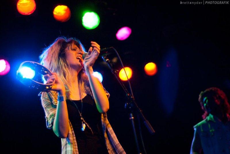 Roxy Tambourine